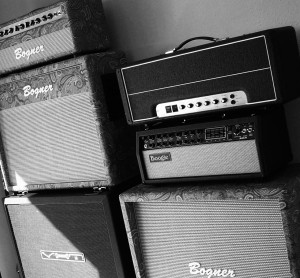 A medley of amps