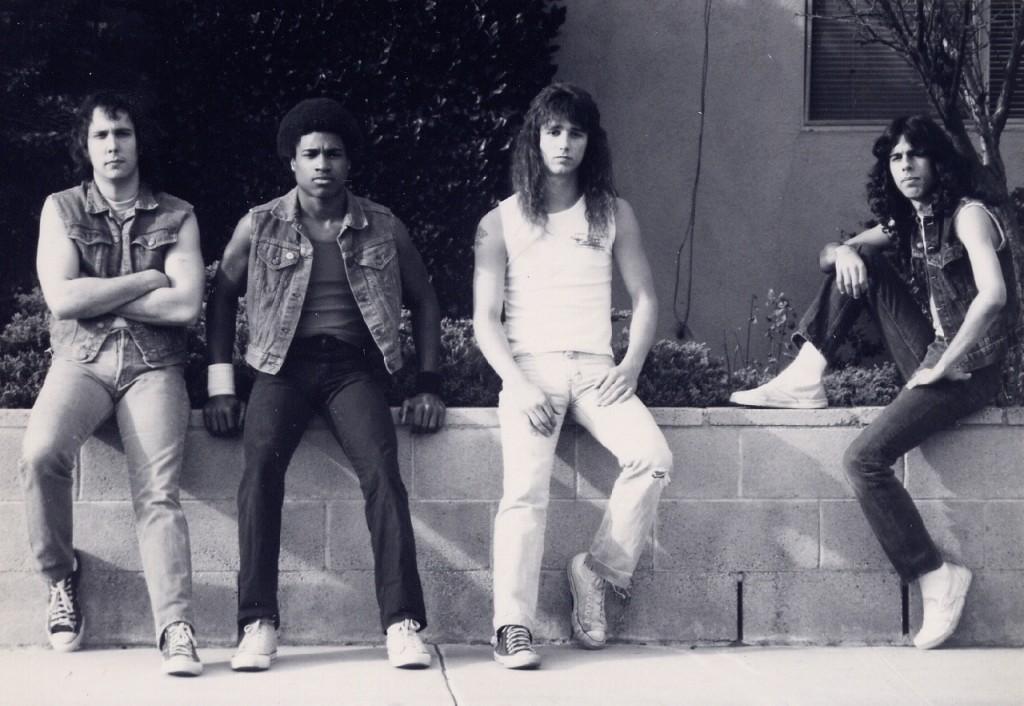 Hirax band 1984