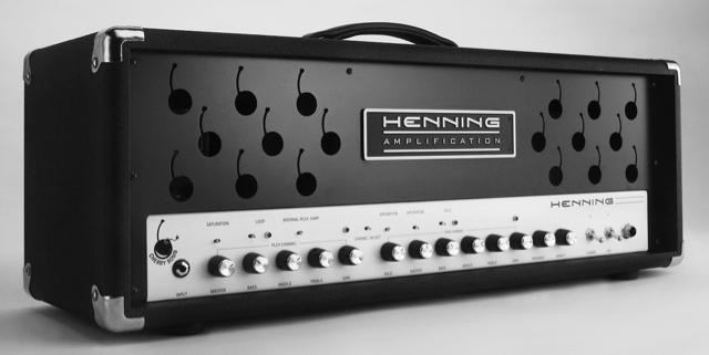 Henning Amplification Cherry Bomb