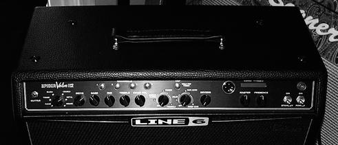 Line 6 Spider Valve Amplifier